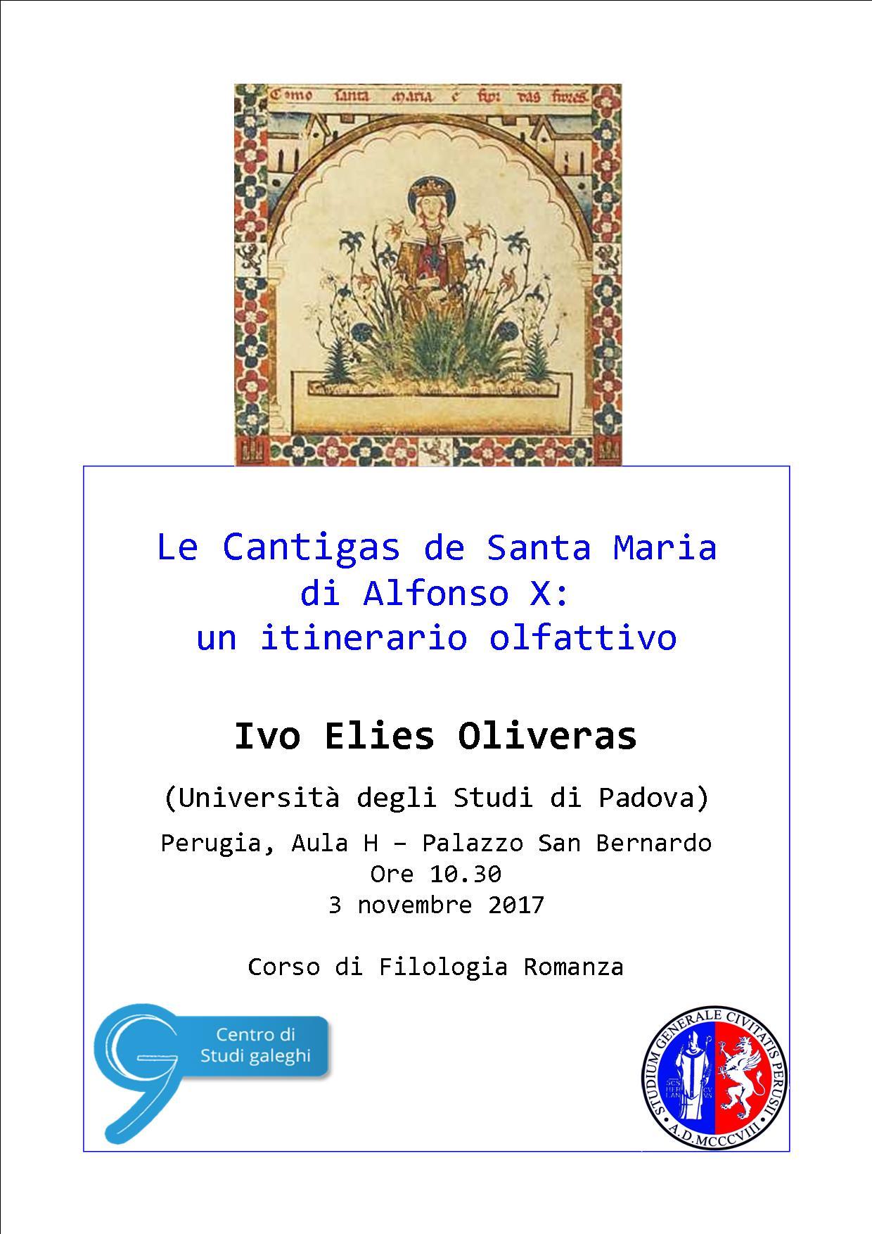 Conferenza – Ivo Elies Oliveras