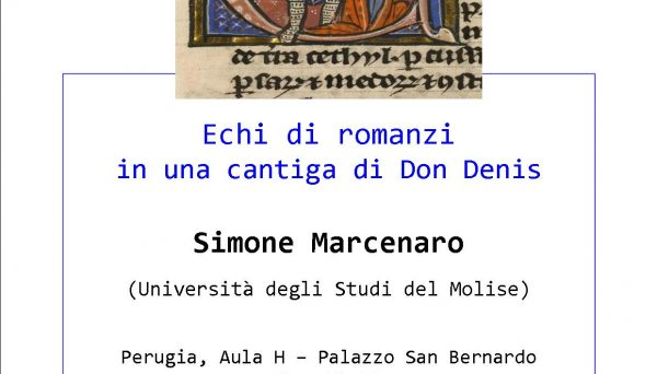 Conferenza – Simone Marcenaro