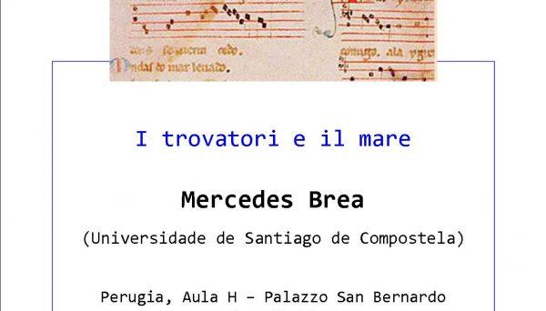 Conferenza – Mercedes Brea
