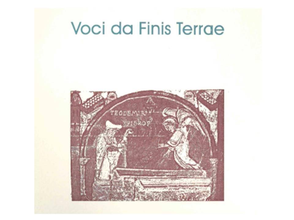 Voci da Finis Terrae – Antologia di poesie e poeti dalla Galizia