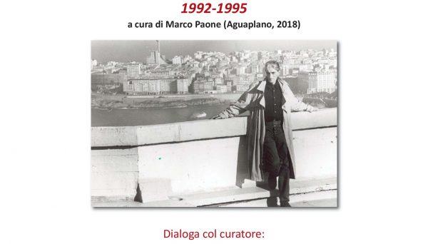 Presentazione a Padova di Poesia ultima di amore e malattia 1992-1995 di Lois Pereiro
