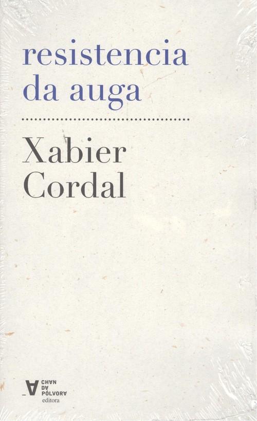 "Recensione del libro ""Resistencia da auga"" di Xabier Cordal"