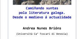 Conferenza di Andrea Nunes Brións