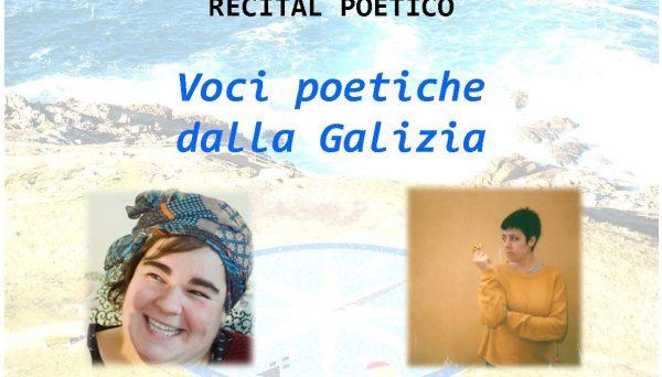 Recital poetico di Lara Dopazo e Andrea Nunes Brións – video e testi