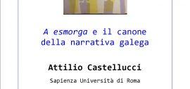 Conferenza di Attilio Castellucci